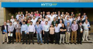 Delegates at HVTT13 Conference in San Luis, Argentina, 2012